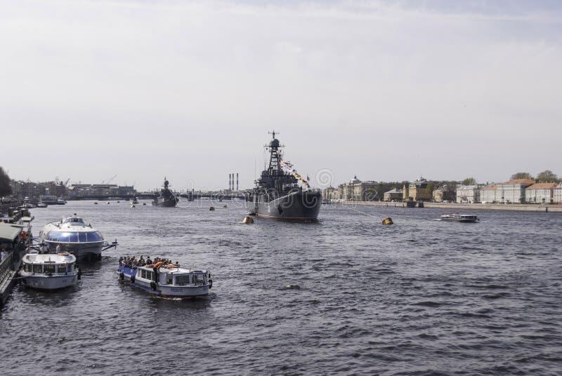 warships photo libre de droits
