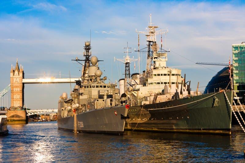 warships foto de stock royalty free