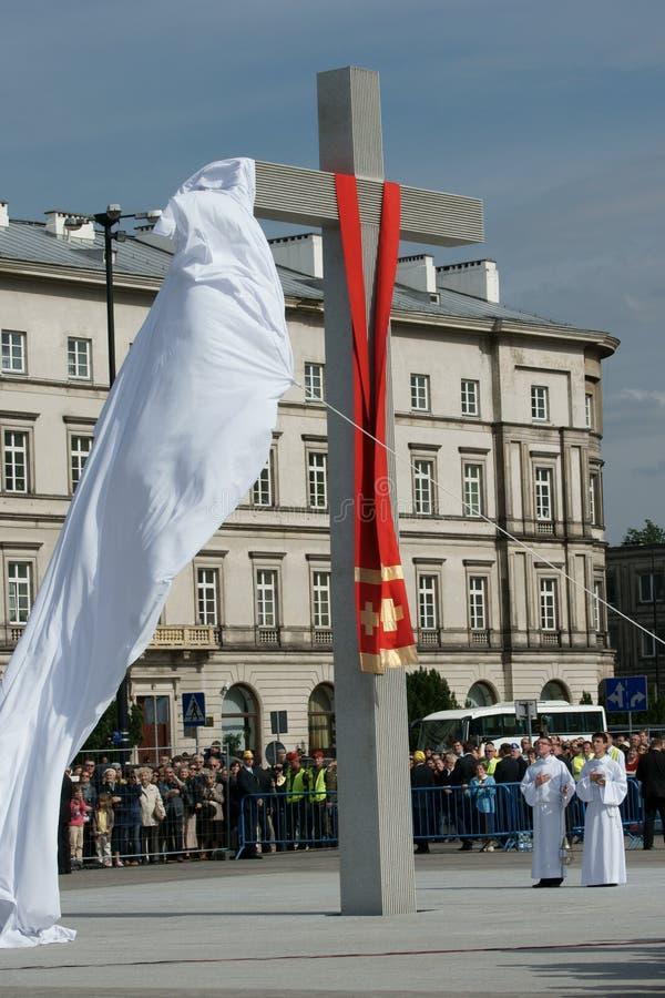 Warszaw раскрывать 6-ое июня pi Польши ross su стоковое изображение rf