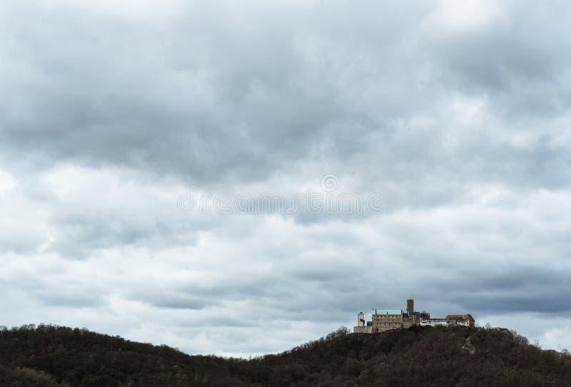 Wartburg Castle Home of Martin Luther stock photos