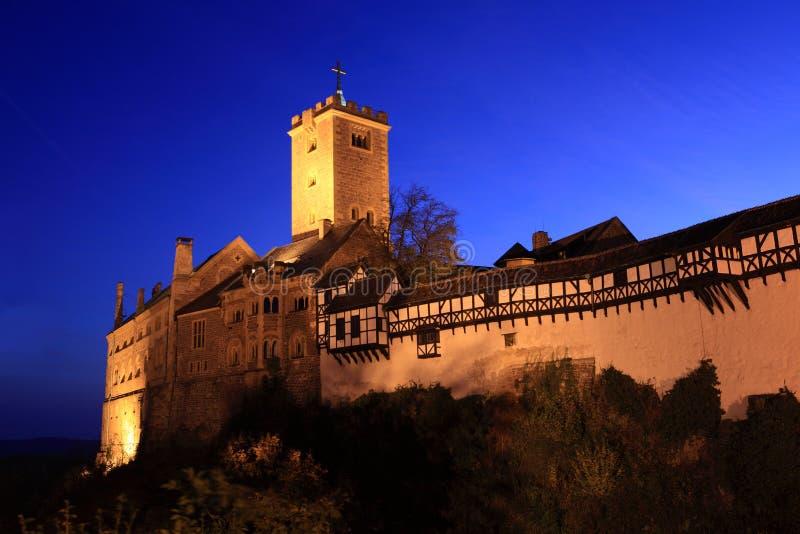 Wartburg-Kasteel Duitsland royalty-vrije stock foto