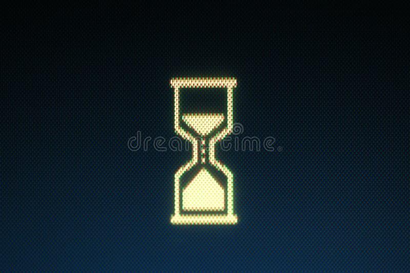 Wartezeit stockbild