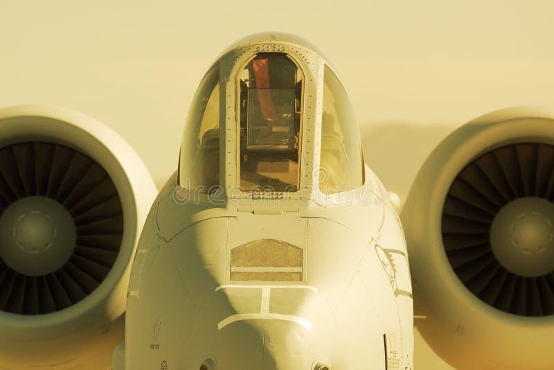 warthog a10 стоковые фотографии rf