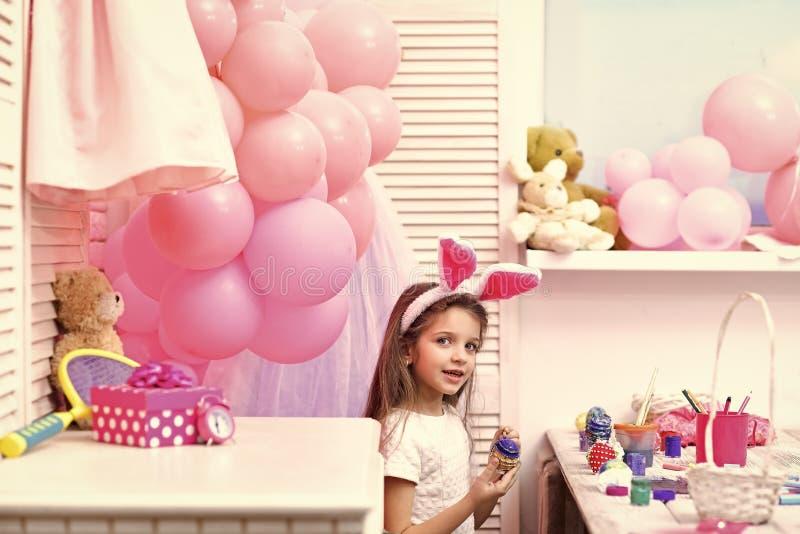 Wartości rodzinne, dzieciństwo, sztuka zdjęcie royalty free