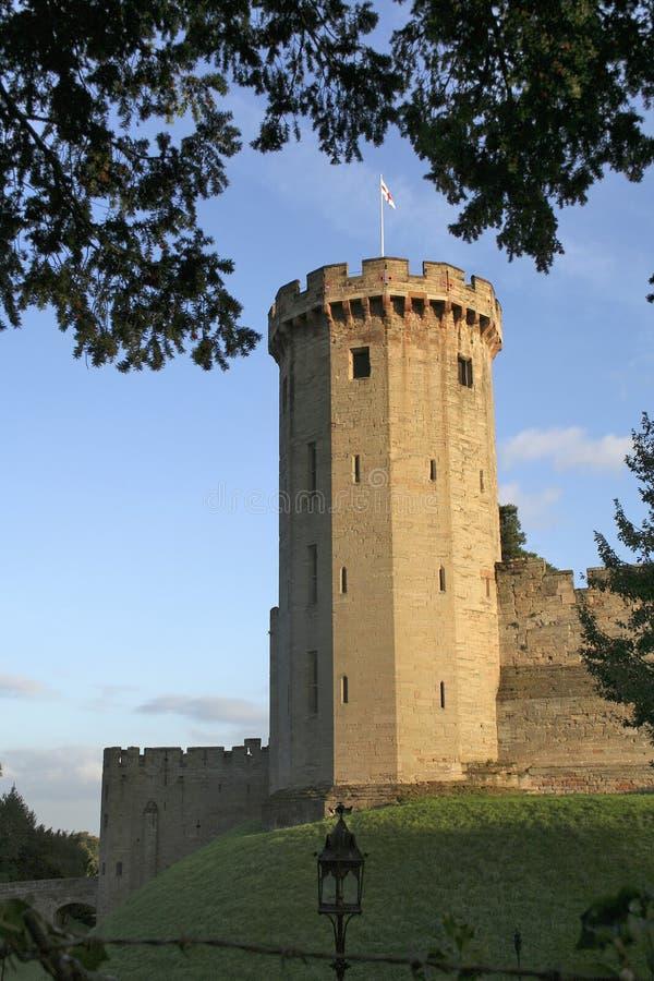 Warwick Schloss stockfoto