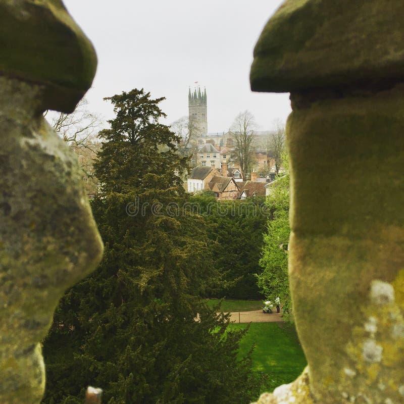 Warwick, UK royalty free stock images