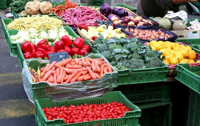 warzyw rynkowych zdjęcia stock