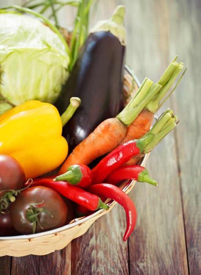 Warzyw wciąż życie zdjęcie stock