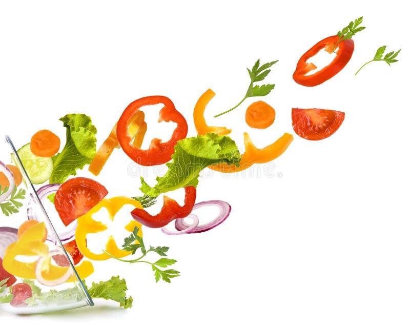 warzywa, świeże sałatkowy fotografia royalty free