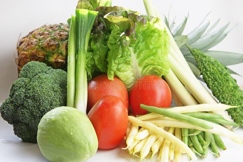Warzywa Świezi zdjęcie stock