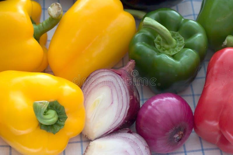 warzywa obrazy stock