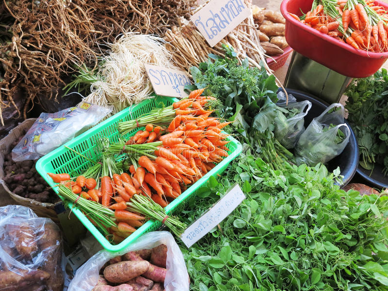 Warzywa dla zdrowie zdjęcia stock