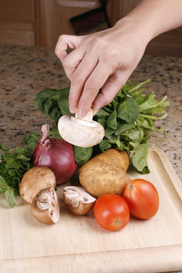 warzywa odmian obraz stock