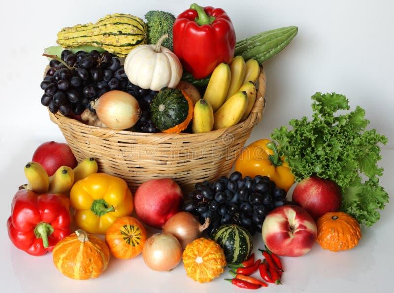 warzywa owocowe obrazy royalty free