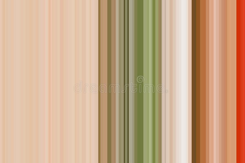 Warzywa pojęcia, tęcza kolor Kolorowy bezszwowy lampasa wzór tło abstrakcyjna ilustracja Elegancki nowożytny trendu kolor royalty ilustracja