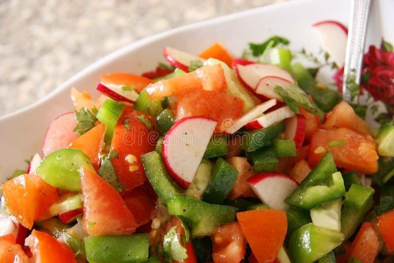 warzywa sałatkowy zdjęcie royalty free