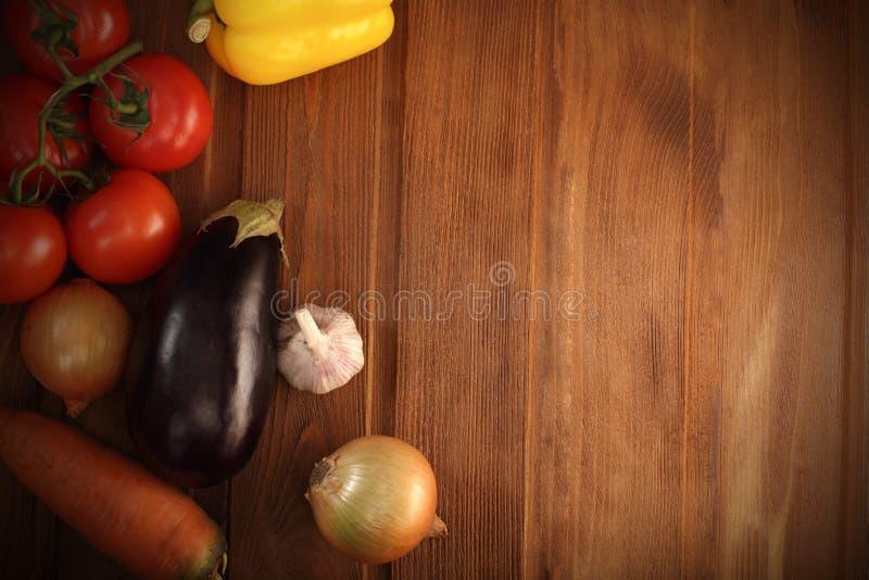 Warzywa ustawiający zdjęcie stock