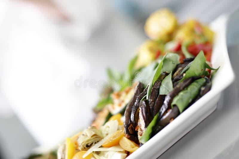 warzywa walcowane obraz stock