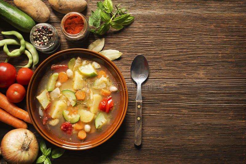 Warzywo Stew zdjęcie stock