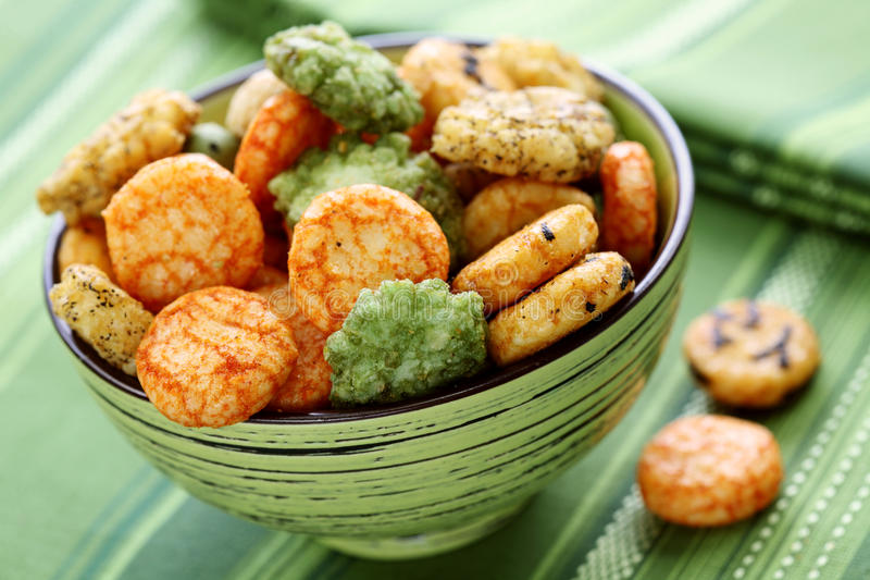 Download Wasabi snack stock image. Image of green, vegetable, fast - 15513899