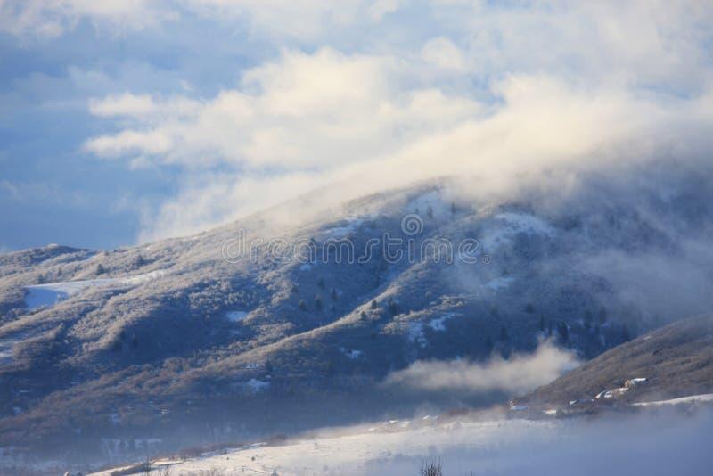 Wasatch przodu góry, Utah obrazy stock
