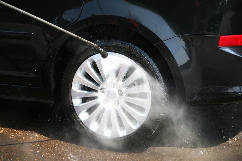 Download Waschanlage In Der Aktion Im Stationsservice Stockbild - Bild von spray, automobil: 106800159