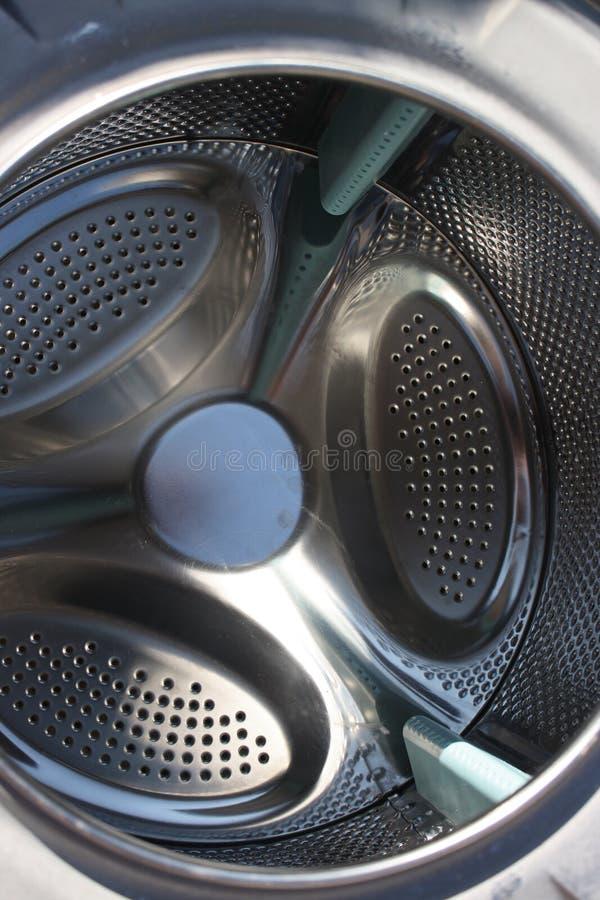Waschende Trommel lizenzfreies stockbild