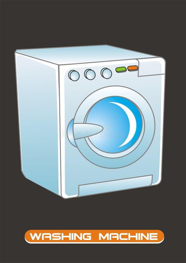 Waschmaschine vektor abbildung