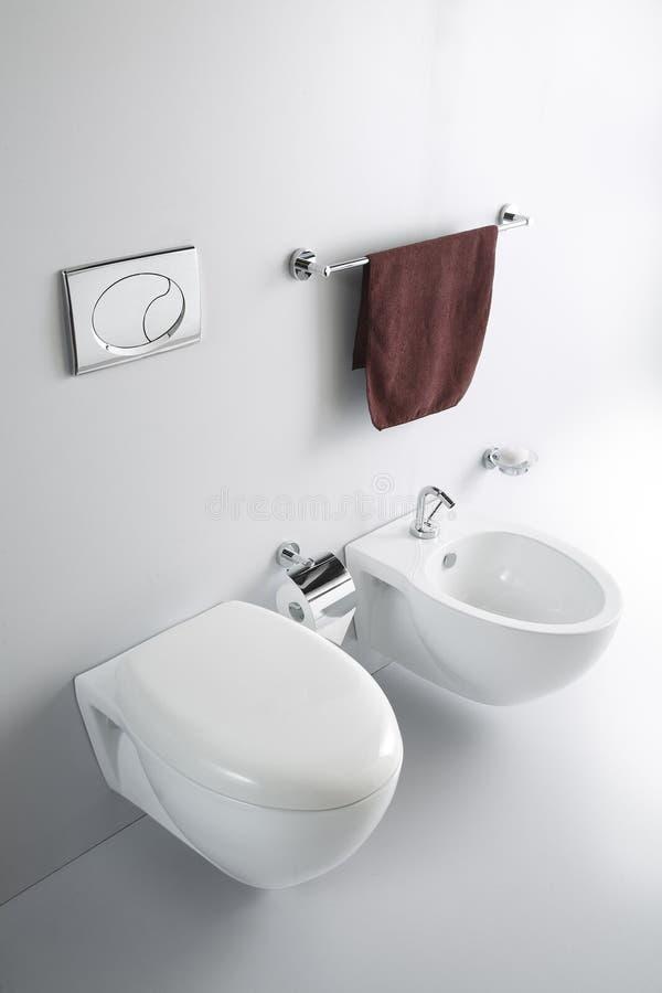 Waschraum stockfoto
