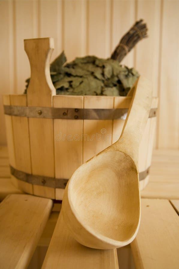 Wash-tub mit Schaufel 2 lizenzfreie stockfotos