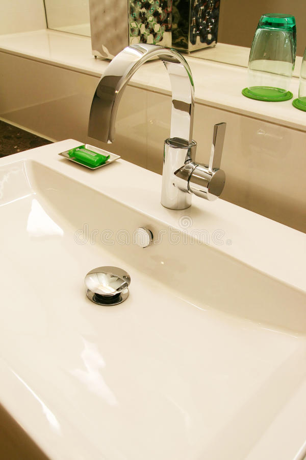 washbasin στοκ εικόνες