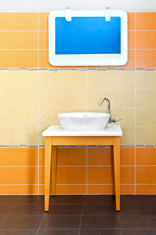 Washbasin fotografia de stock royalty free