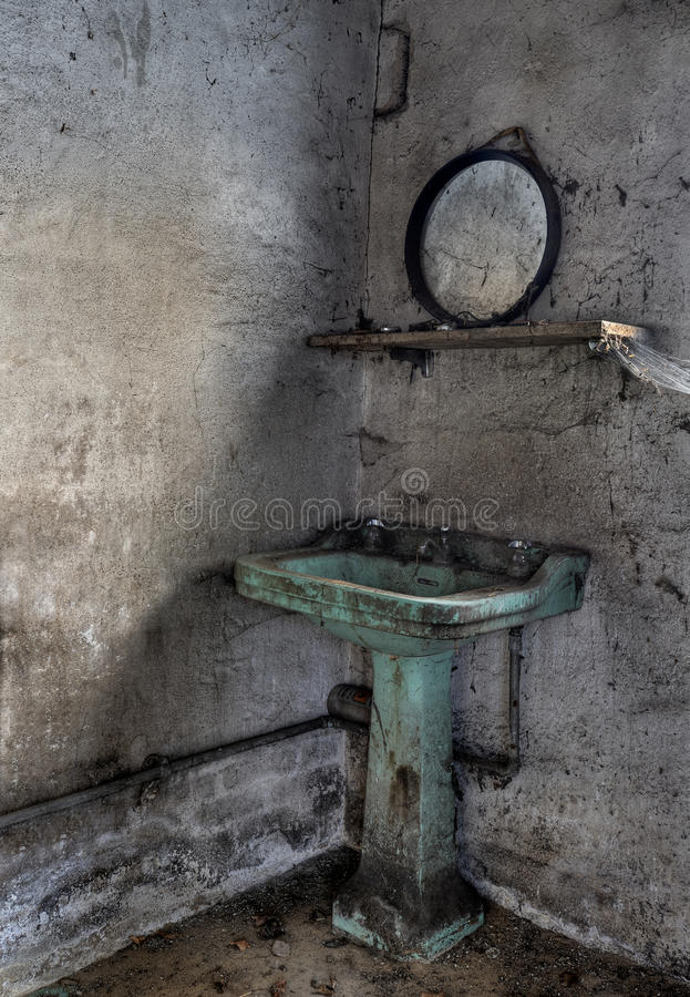 Download Washbasin stock photo. Image of cement, grained, antique - 23368432