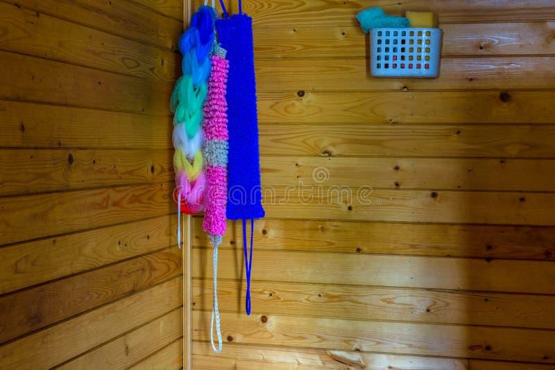 Washcloth myć zdjęcie royalty free