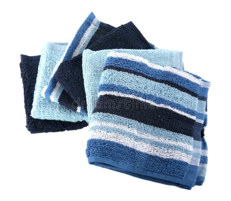 washcloths royaltyfria bilder