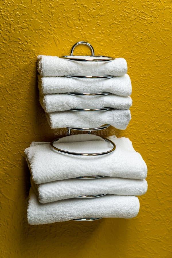 washcloths arkivfoto