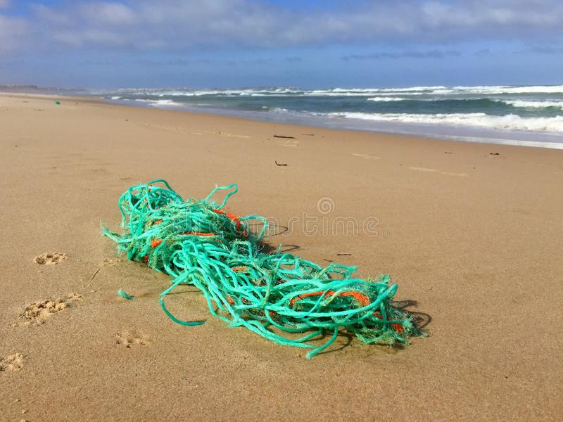 Plastic rope royalty free stock images