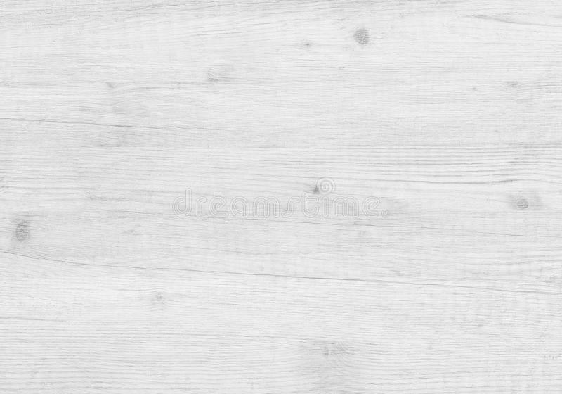Washed white wooden planks, wood texture background.  royalty free stock photo