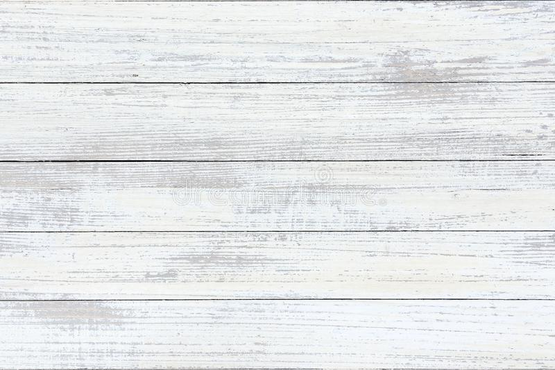 Washed wood texture, white wooden abstract background. Washed wood texture, white wooden background abstract royalty free illustration