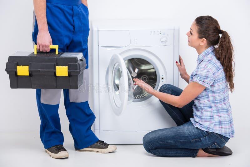 Washing stock image