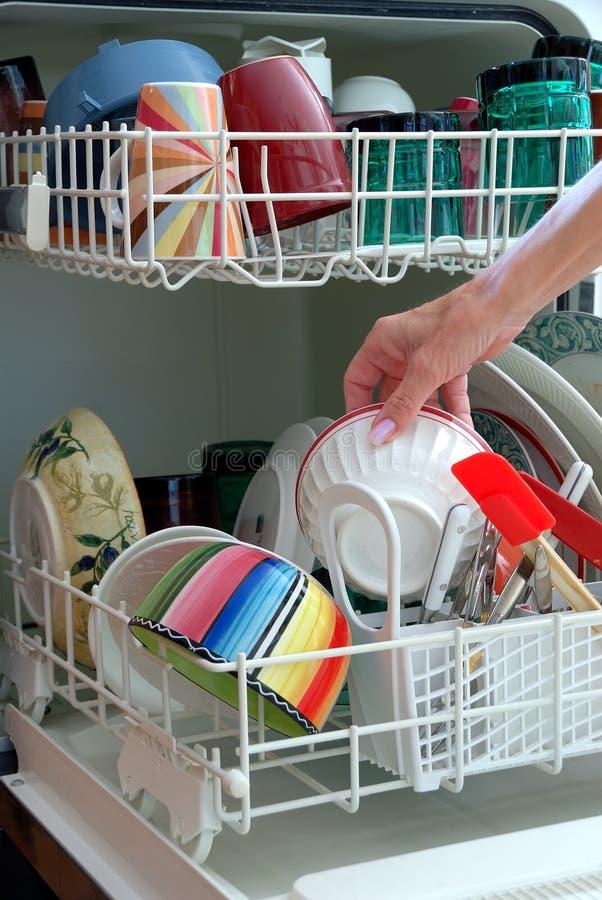 Download Washing Dishes stock image. Image of modern, dishwasher - 1329881