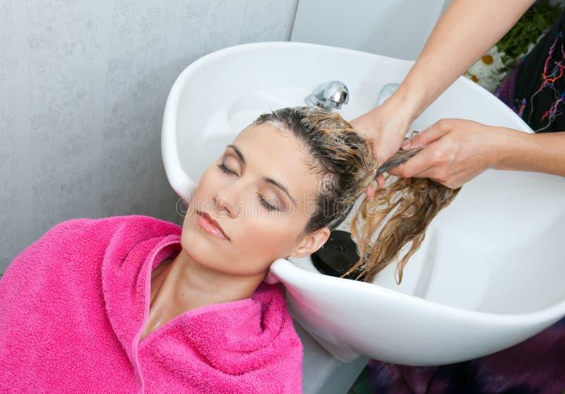 Download Washing Hair Royalty Free Stock Photo - Image: 20237135