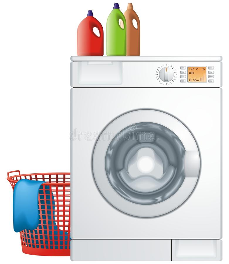 Download Washing Machine Stock Image - Image: 17828391