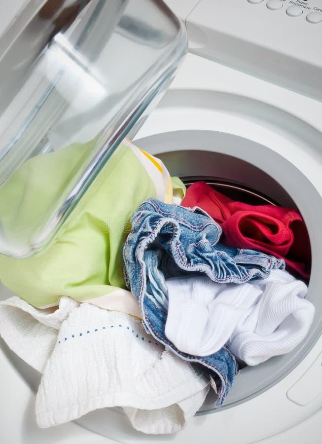 Download Washing machine stock image. Image of chores, detail - 22694779