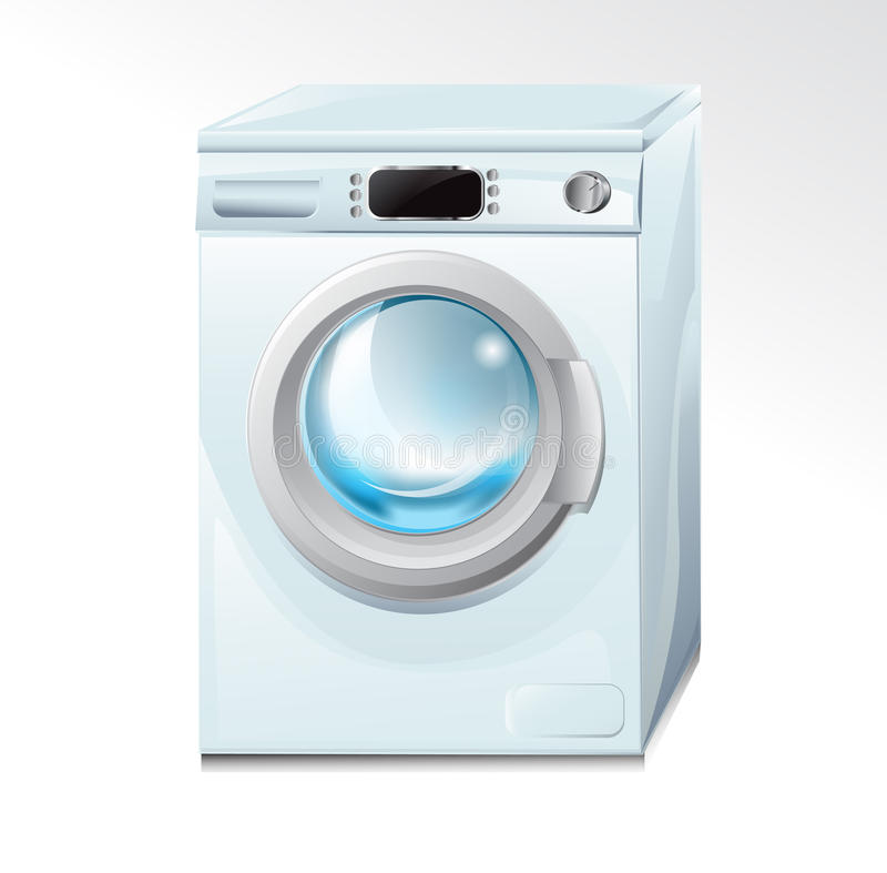 Download Washing Machine Stock Image - Image: 24053681