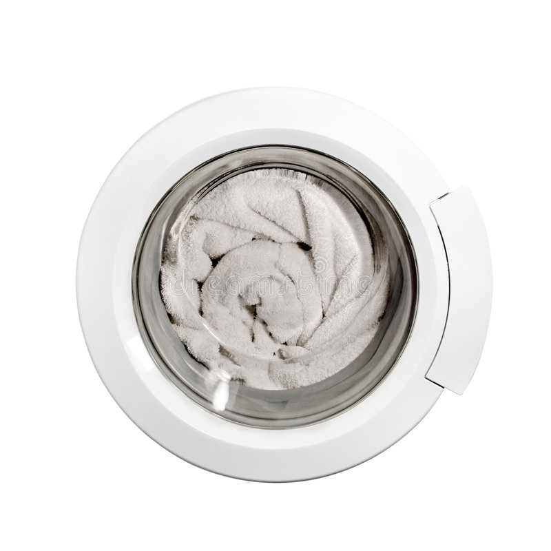 Download Washing Machine Royalty Free Stock Photos - Image: 4899898