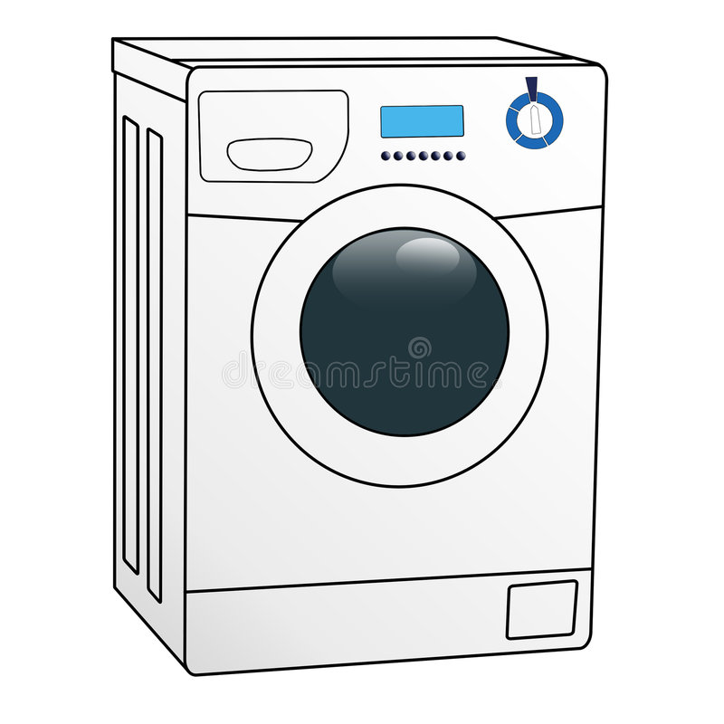 Download Washing Machine Stock Photography - Image: 5377852