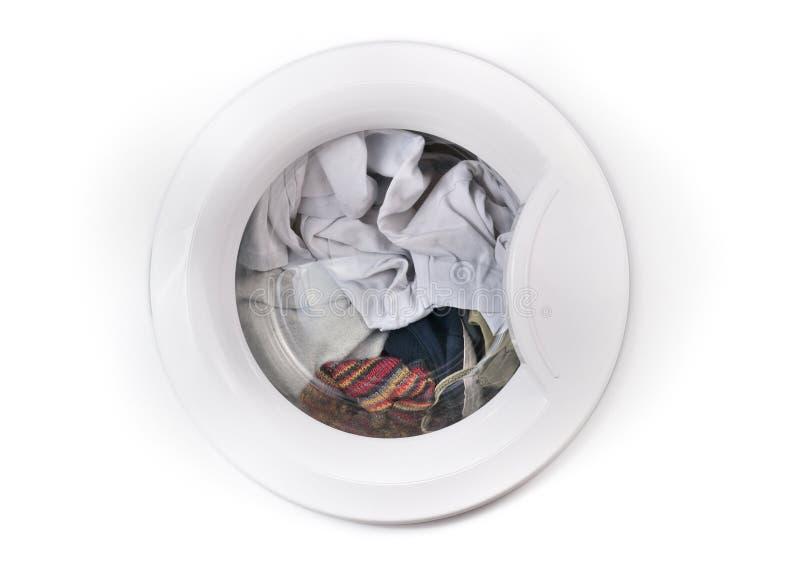 Washing machine royalty free stock photo