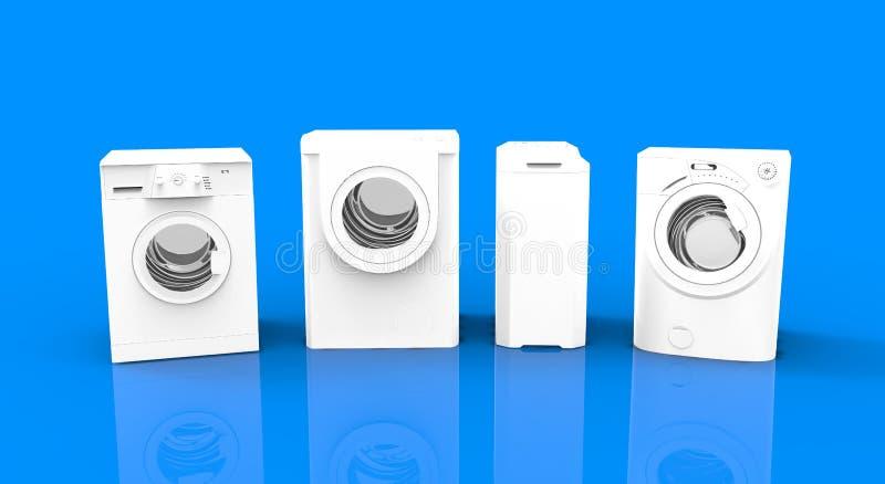 Washing Machines Stock Photos
