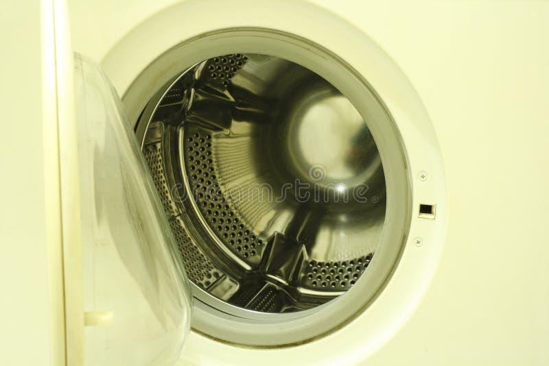 Washing maschine royalty free stock photo